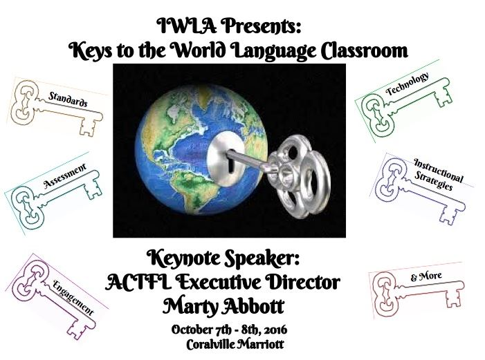 Keys to World Language logo